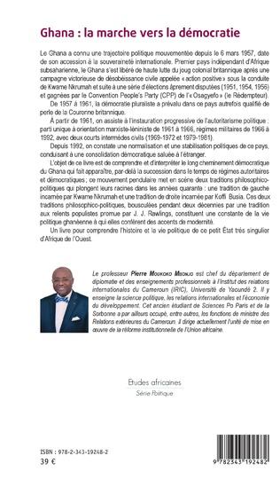 4eme Ghana : la marche vers la démocratie