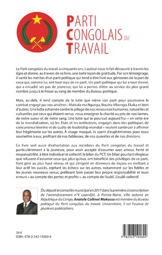 4eme Parti Congolais du Travail. Le jubilé