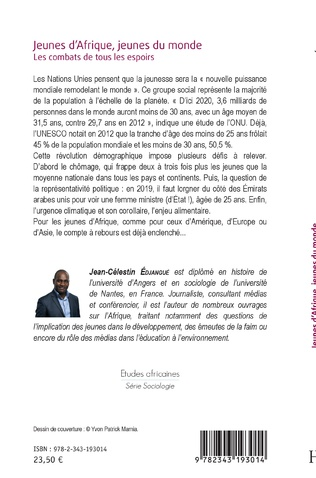 4eme Jeunes d'Afrique, jeunes du monde