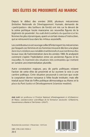 4eme Des élites de proximité au Maroc
