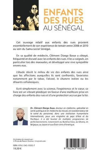 4eme Enfants des rues au Sénégal