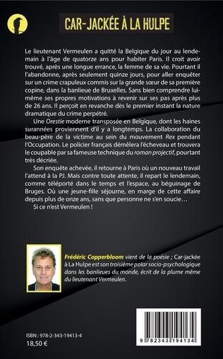 4eme Car-jackée à La Hulpe