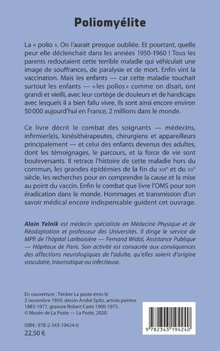 4eme Poliomyélite