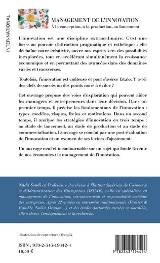 4eme Management de l'innovation