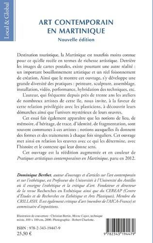 4eme Art contemporain en Martinique