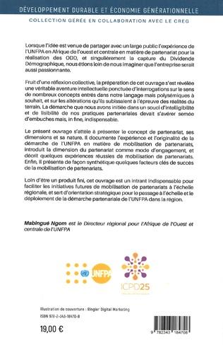 4eme Goal 17. Le partenariat : une démarche privilégiée de l'UNFPA dans la trannsformation de l'Afrique et du monde