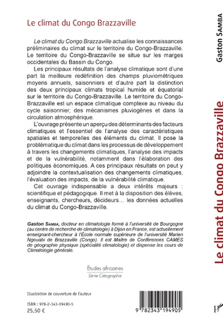 4eme Le climat du Congo Brazzaville