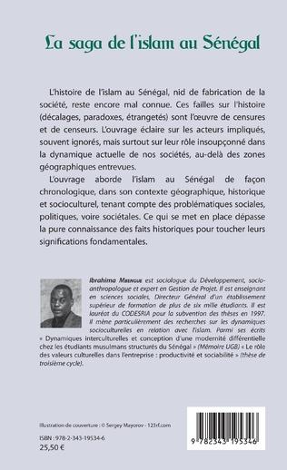 4eme La saga de l'islam au Sénégal
