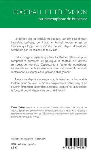 4eme Football et télévision