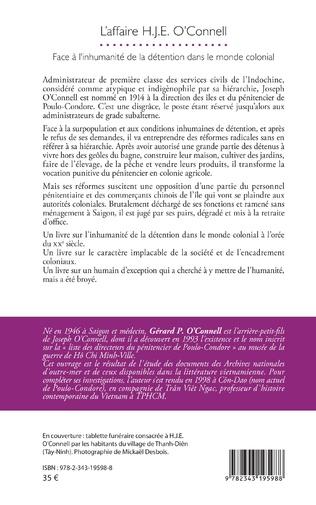 4eme L'affaire H.J.E. O'Connell