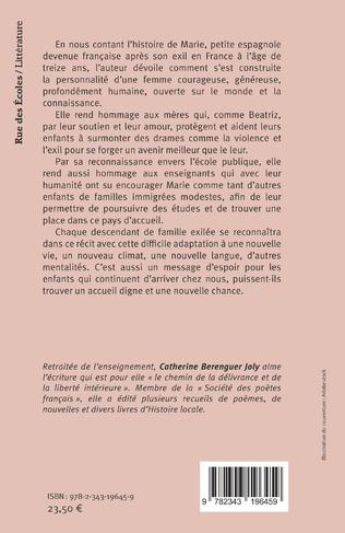 4eme Beatriz, un exil d'ombre et de lumière