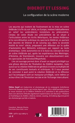 4eme Diderot et Lessing