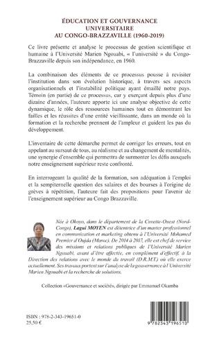4eme Éducation et gouvernance universitaire au Congo-Brazzaville (1960-2019)