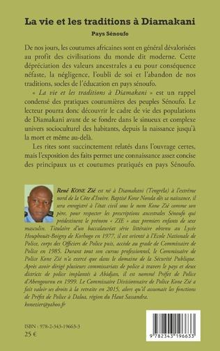 4eme La vie et les traditions à Diamakani