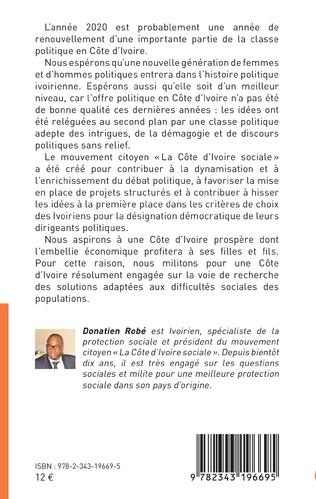 4eme Propositions pour la Côte d'Ivoire sociale