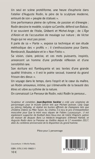 4eme Le Penseur