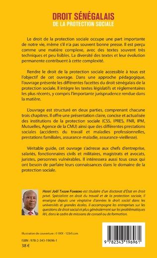 4eme Droit sénégalais de la protection sociale
