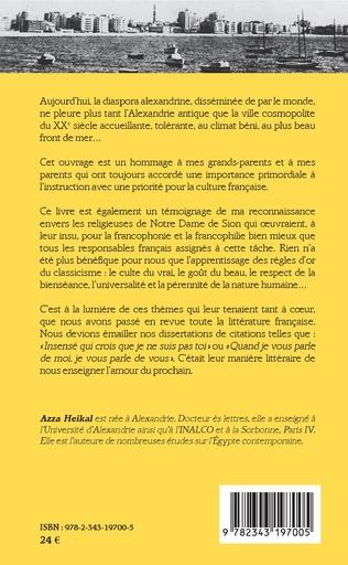 4eme Alexandrie :