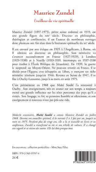 4eme Maurice Zundel