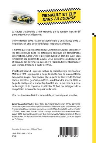 4eme Renault et Elf dans la course