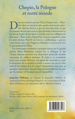 4eme Chopin, la Pologne et notre monde