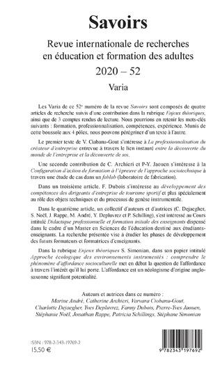 4eme Varia