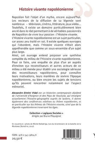 4eme Histoire vivante napoléonienne