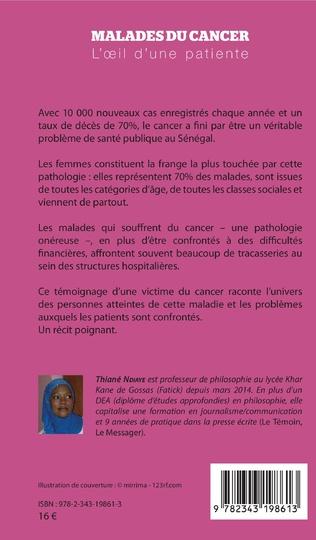 4eme Malades du cancer