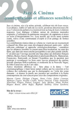 4eme Jazz & Cinéma (configurations et alliances sensibles)
