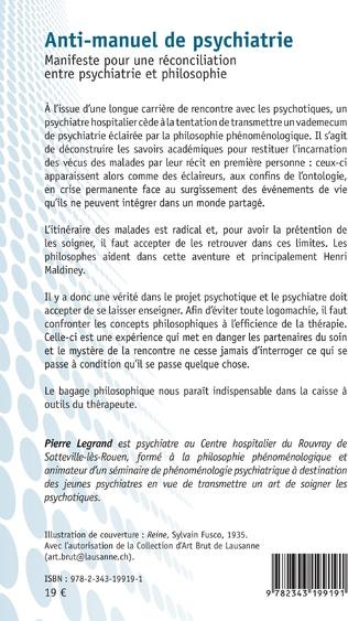 4eme Anti-manuel de psychiatrie