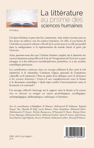 4eme La littérature au prisme des sciences humaines