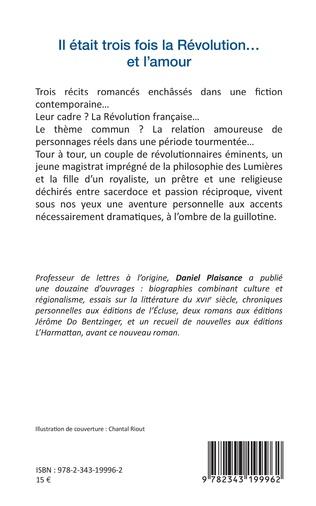 4eme Il était trois fois la Révolution...et l'amour