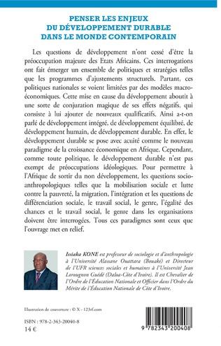 4eme Penser les enjeux du développement durable dans le monde contemporain
