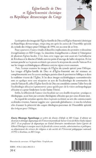4eme Eglise-famille de Dieu et Eglise christique en République démocratique du Congo