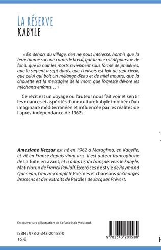 4eme La réserve kabyle