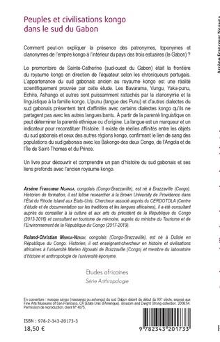 4eme Peuples et civilisations kongo dans le sud du Gabon