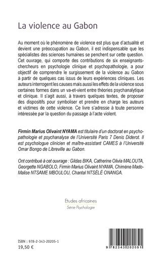 4eme La violence au Gabon