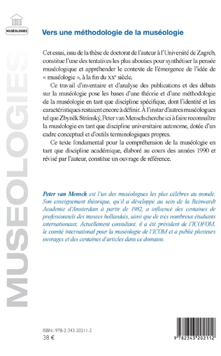 4eme Vers une méthodologie de la muséologie
