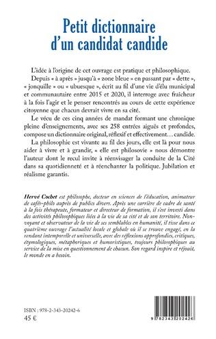 4eme Petit dictionnaire d'un candidat candide