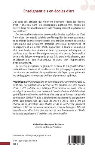 4eme Enseignant.e.s en écoles d'art