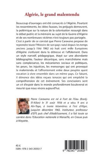 4eme Algérie, le grand malentendu