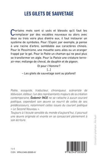 4eme LES GILETS DE SAUVETAGE