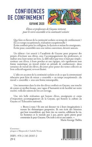 4eme Confidences de confinement Guyane 2020 Sigré konfinman Lagwiyann 2020
