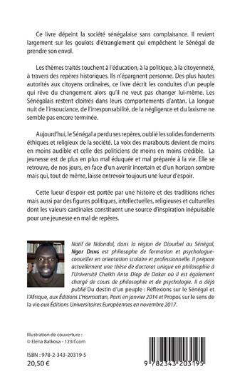 4eme Le Sénégal entre illusions et illuminations