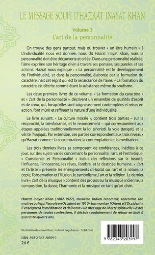 4eme Le message soufi d'Hazrat Inayat Khan