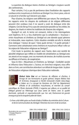 4eme Musulmans et chrétiens au Sénégal