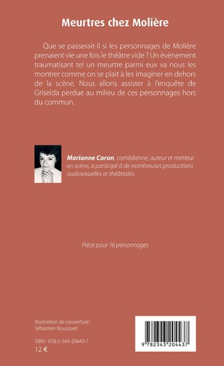 4eme Meurtres chez Molière