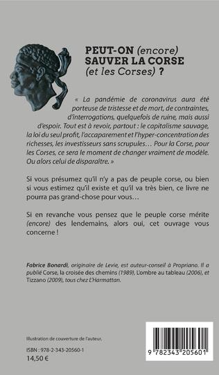 4eme Peut-on (encore) sauver la Corse (et les Corses) ?