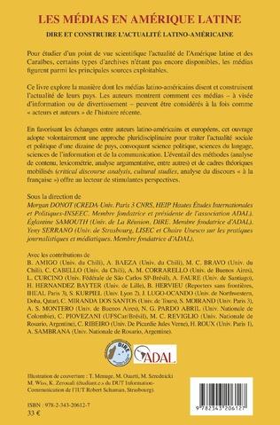 4eme Les médias en Amérique latine
