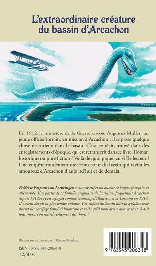 4eme L'extraordinaire créature du bassin d'Arcachon